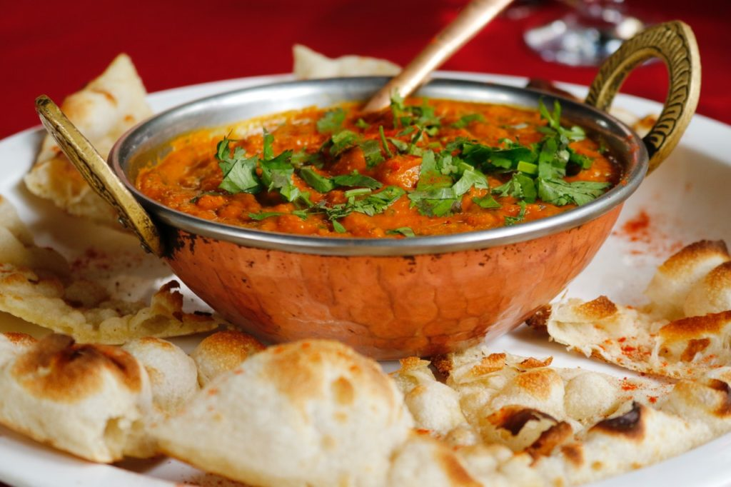 Indian Restaurant Glasgow City